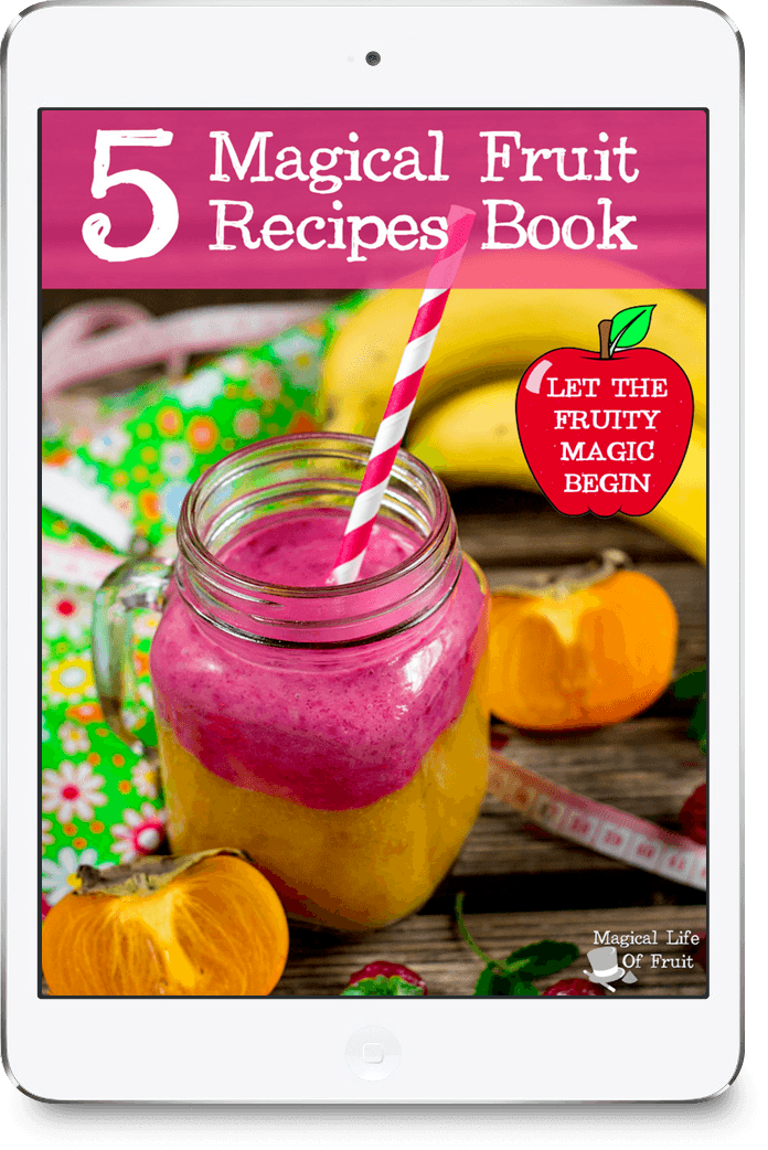 Download 5 Magical Fruit Recipes Book