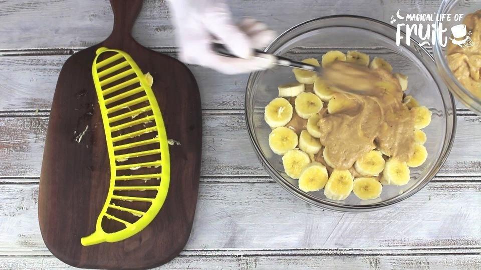 Raw Vegan Banana Pudding Recipe (Easy, NO BAKE, Sweet & CREAMY)