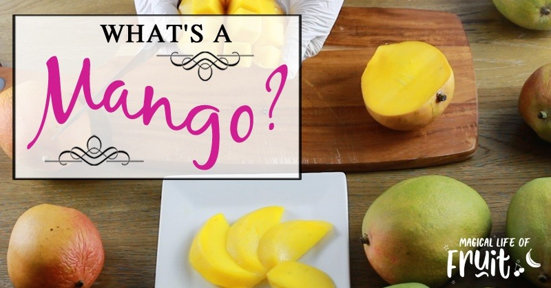 What's a mango?